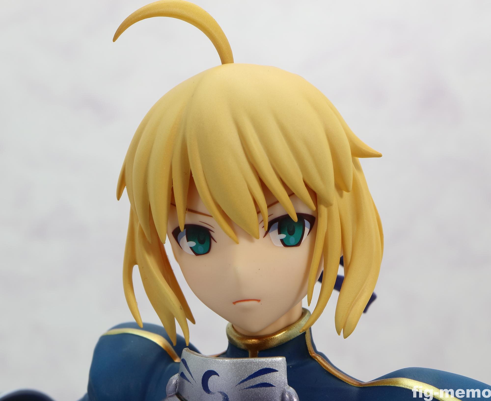 【フィギュアレビュー】ANIPLEX+「Fate/Grand Order セイバー/アルトリア・ペンドラゴン 豪華版」