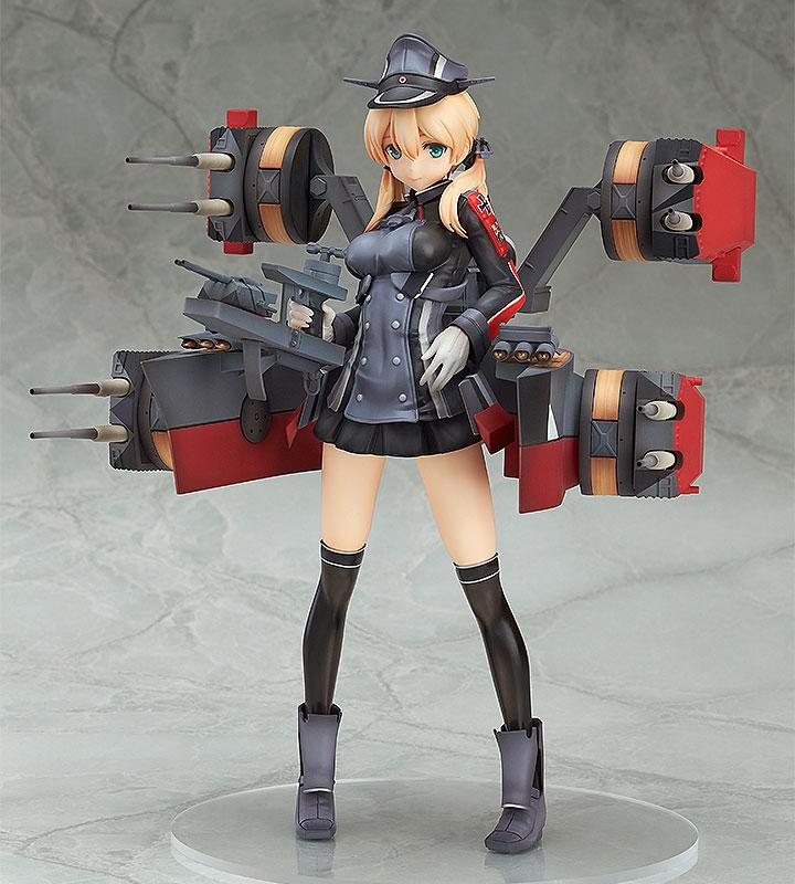 【レビューまとめ】グッドスマイルカンパニー「艦隊これくしょん -艦これ- Prinz Eugen(プリンツ・オイゲン) 」
