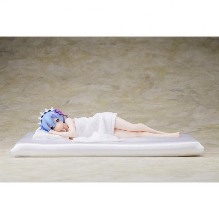 KADOKAWA「Re:ゼロから始める異世界生活 レム添い寝Ver.」再販予約開始