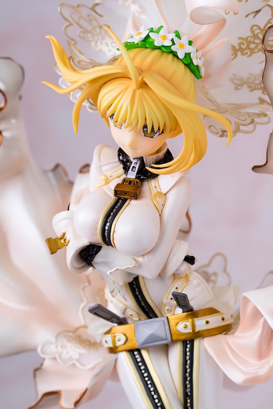 free 6 1 - ホビーマックス「Fate/EXTRA CCC セイバー・ブライド」フィギュアレビュー